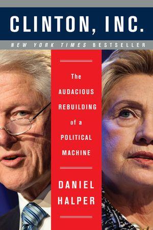 Clinton, Inc. book image