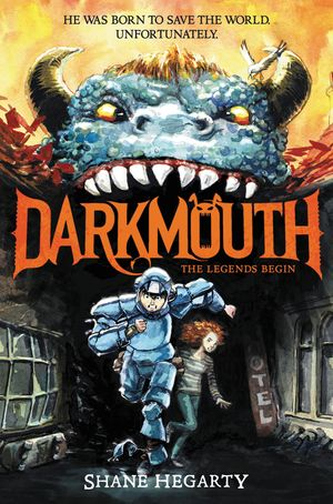 Darkmouth #1: The Legends Begin book image