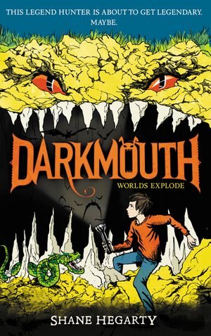 Darkmouth #2: Worlds Explode book image