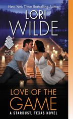 Love of the Game Paperback  by Lori Wilde