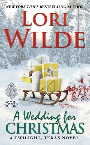 A Wedding for Christmas Paperback  by Lori Wilde