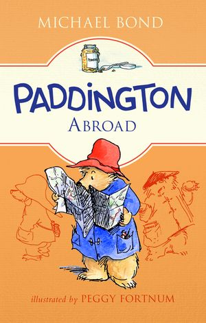 Paddington Abroad book image
