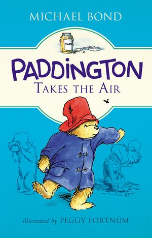 Paddington Takes the Air book image