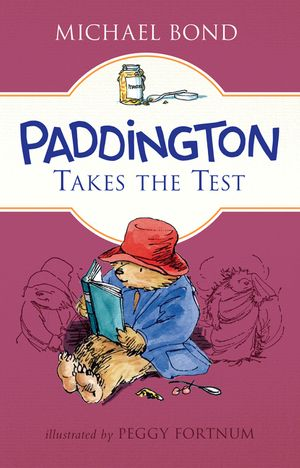 Paddington Takes the Test book image