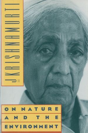 On Nature and the Environment book image