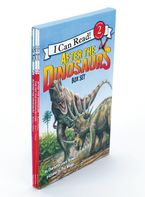 After the Dinosaurs Box Set Paperback  by Charlotte Lewis Brown