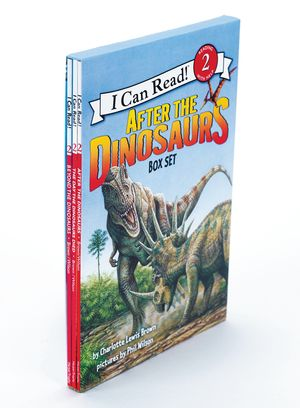 After the Dinosaurs Box Set book image