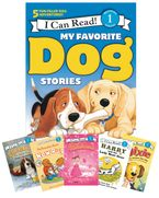 My Favorite Dog Stories: Learning to Read Box Set Paperback  by VARIOUS