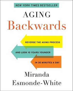 Aging Backwards book image
