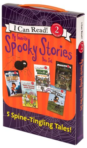 My Favorite Spooky Stories Box Set book image