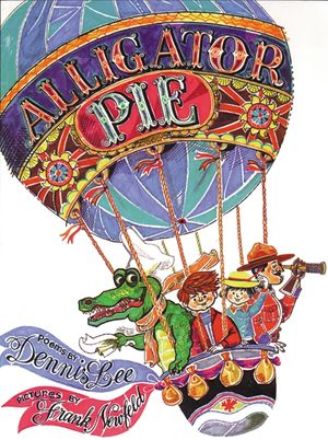 Alligator Pie book image