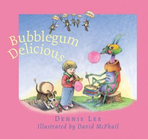 Bubblegum Delicious book image