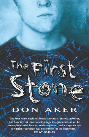 The First Stone book image