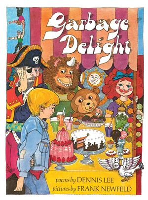 Garbage Delight book image