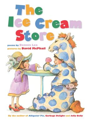 The Ice Cream Store book image