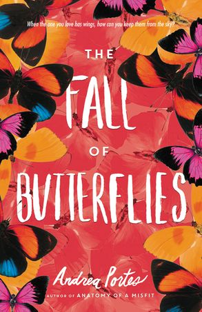 Cover image - The Fall of Butterflies