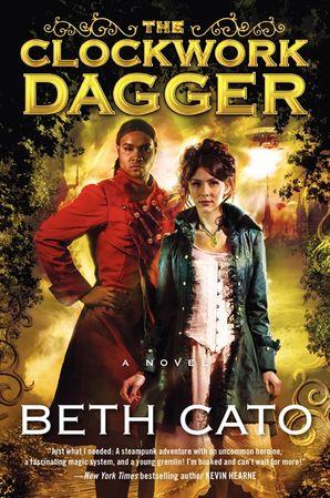 The Clockwork Dagger Paperback  by Beth Cato