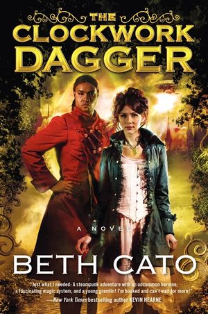 The Clockwork Dagger book image
