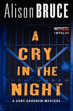 A Cry in the Night Paperback  by Alison Bruce