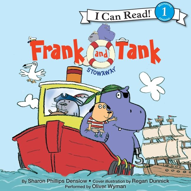 Frank and Tank: Foggy Rescue (I Can Read Level 1)
