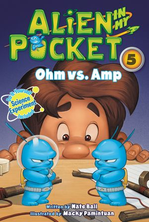 Alien in My Pocket #5: Ohm vs. Amp book image