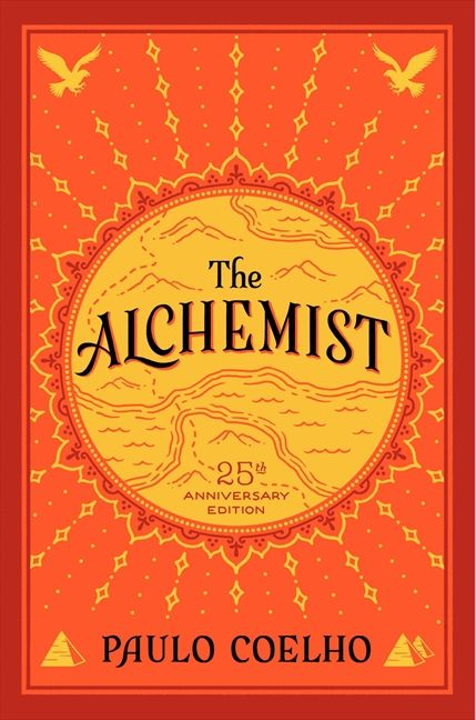 Image result for the alchemist by paulo coelho