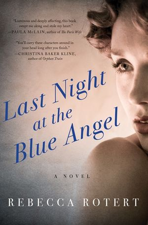 Last Night at the Blue Angel book image