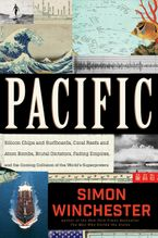 Pacific Hardcover  by Simon Winchester