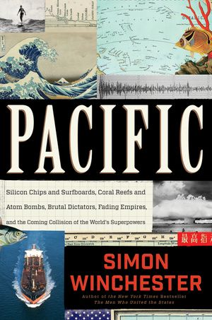 Pacific book image