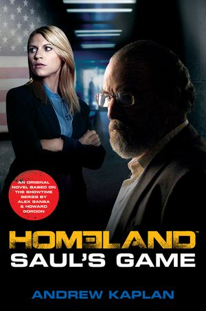 Homeland: Saul's Game book image