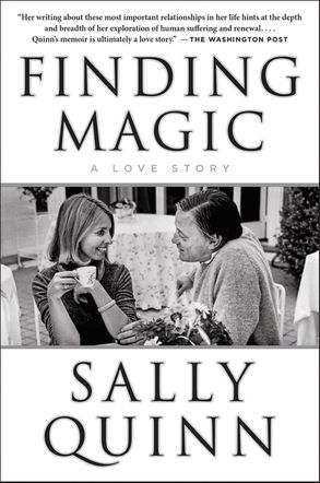 Cover image - Finding Magic: A Love Story