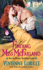 Finding Miss McFarland Paperback  by Vivienne Lorret