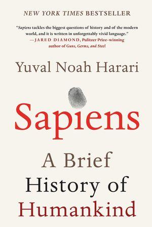 Sapiens book image