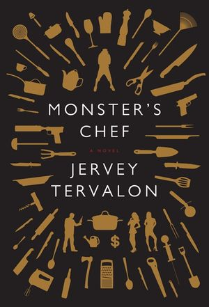 Monster's Chef book image