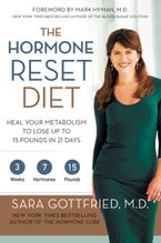 The Hormone Reset Diet Hardcover  by Sara Gottfried M.D.