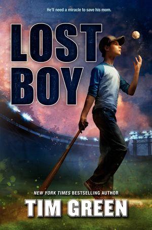 Lost Boy book image