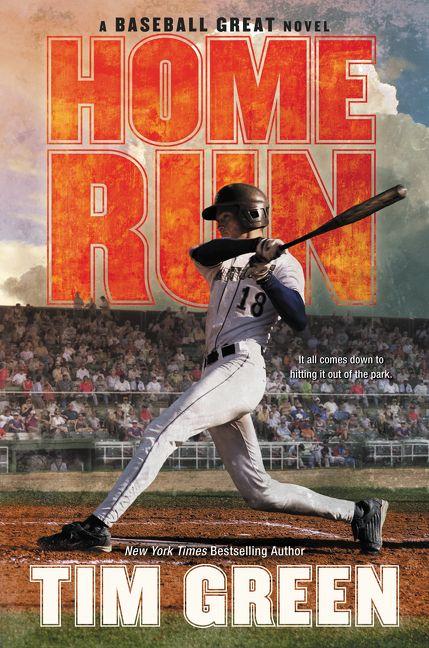 home run tim green hardcover