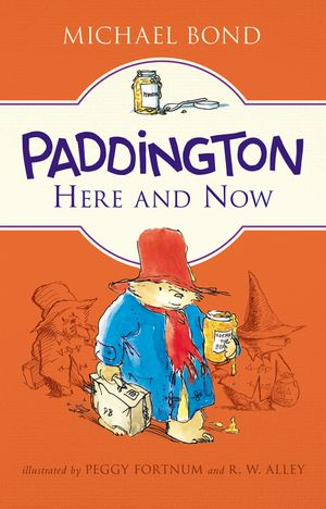 Paddington Here and Now book image