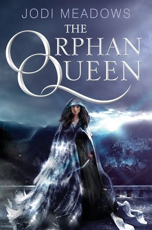 The Orphan Queen book image