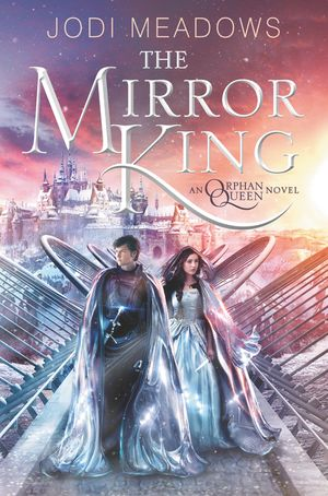 The Mirror King book image