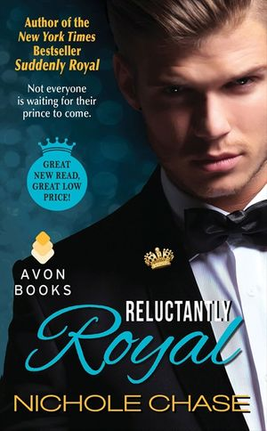 Reluctantly Royal book image