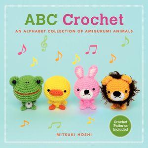 ABC Crochet book image