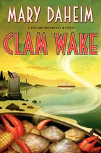 Clam Wake Hardcover  by Mary Daheim
