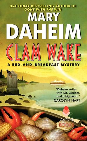 Clam Wake Paperback  by