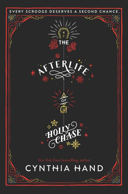 Image result for the afterlife of cynthia hand book cover