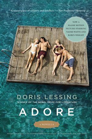 Adore book image