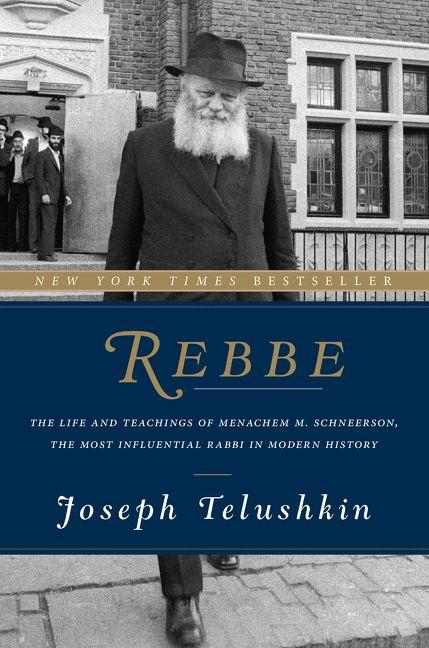 Rebbe - Joseph Telushkin - Paperback