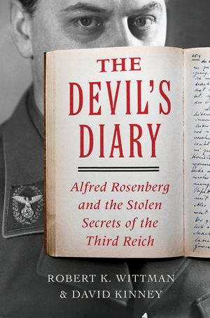 The Devil's Diary book image