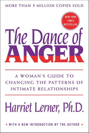 Dance of Anger book image
