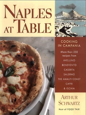 Naples at Table book image